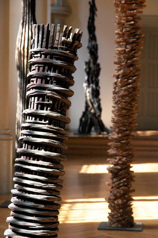Konstrukt, zeitgenössische Skulptur in München