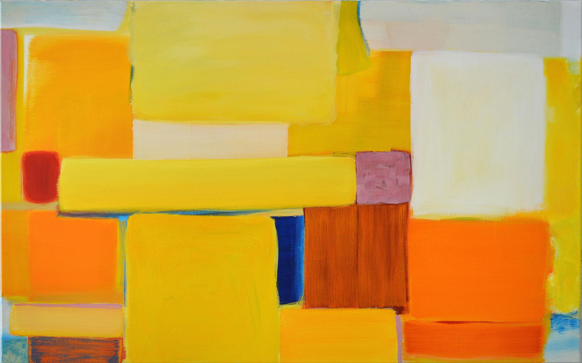 abstrakte Malerei von Susanne Zuehlke