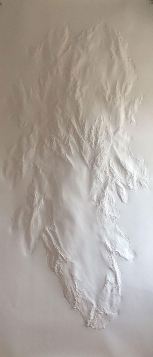abstrakte Malerei von Aja von Loeper