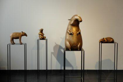 Golden Tapir Girl