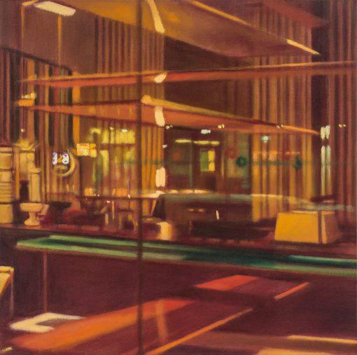 Bar Innenraum von Jürgen Durner