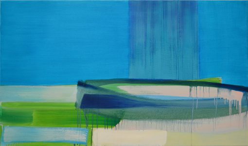 Abstrakte Malerei von Andreas Silbermann