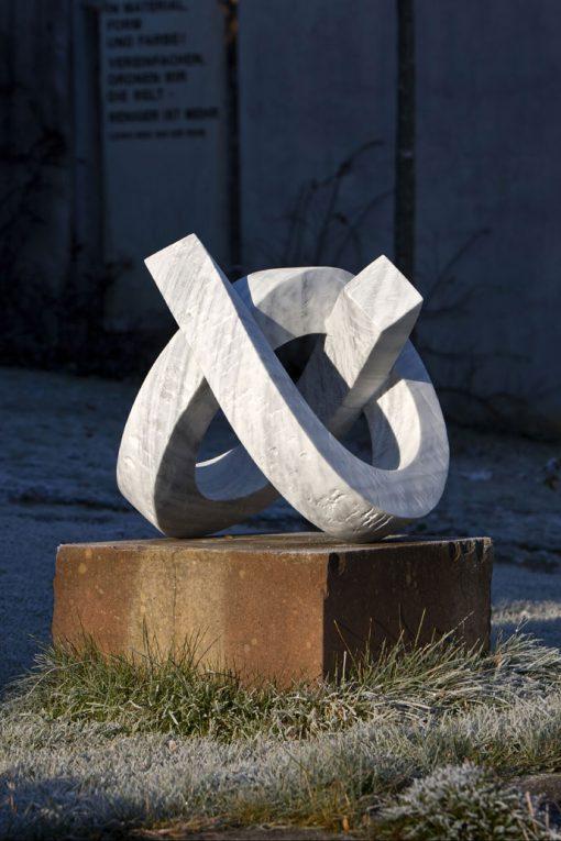 Skulptur von Frank Teufel