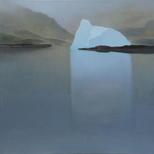 Eisberg von Gerhard Rießbeck