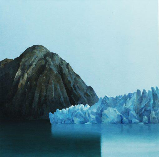 Berg und Eis von Gerhard Rießbeck
