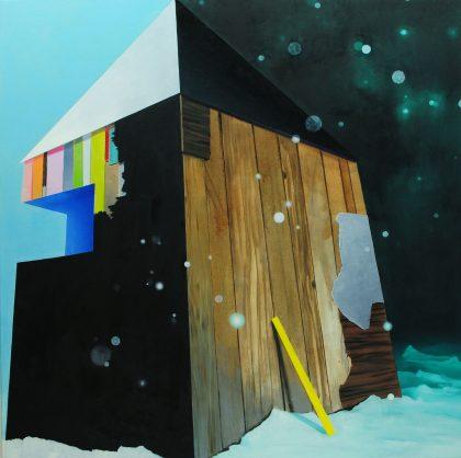realistische Malerei von Gerhard Rießbeck