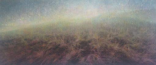 abstrakte Landschaft von Heng Li