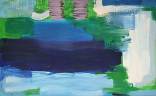Abstrakte Malerei Andreas Silbermann