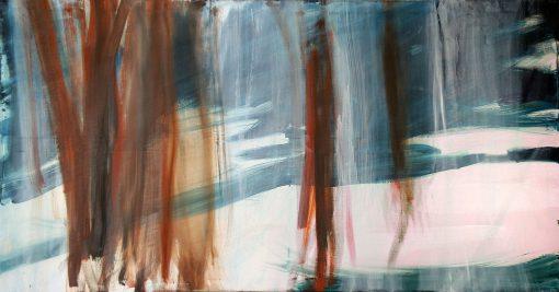 abstrakte Malerei von Paul Saroglou
