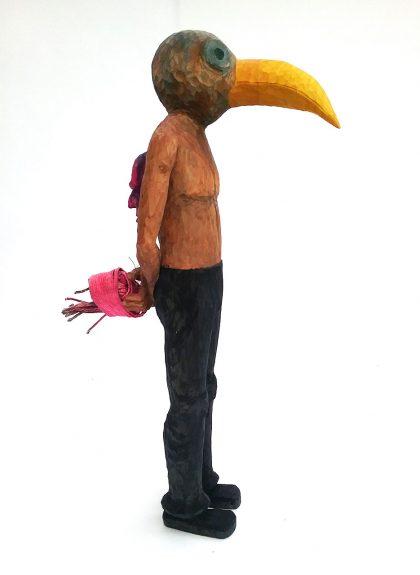 Vogelmensch von Petrus