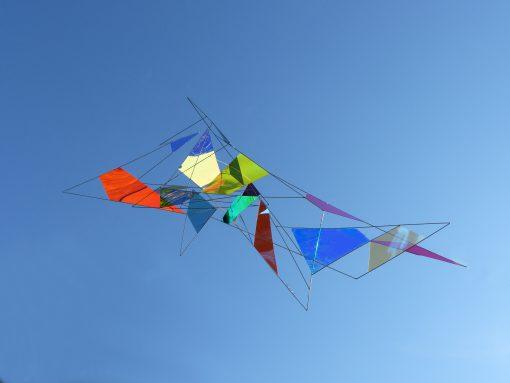 geometrische Skulptur Rosali Schweizer