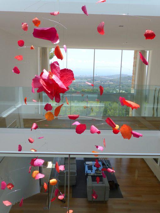 Blütensxplosion von Rosali Schweizer