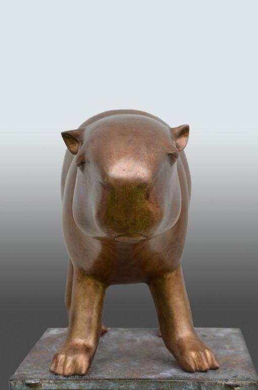Tierplastik von Susanne Beurer