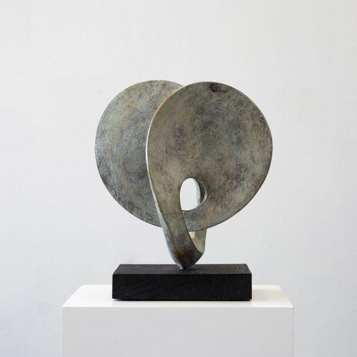 runde Formen von Yves Rasch