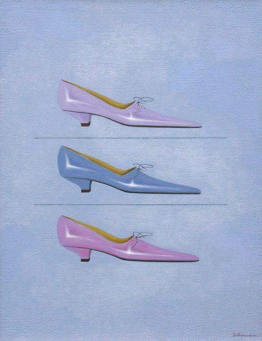 Gegenständliche Malerei von Andreas Silbermann