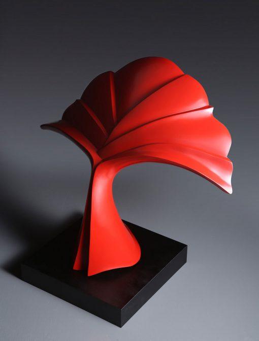 abstrakte Plastik von Sasai Fumie