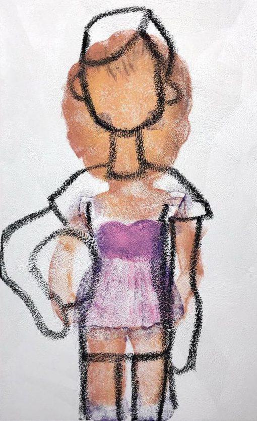 Stereotyped, Ölbild von Eran Shakine