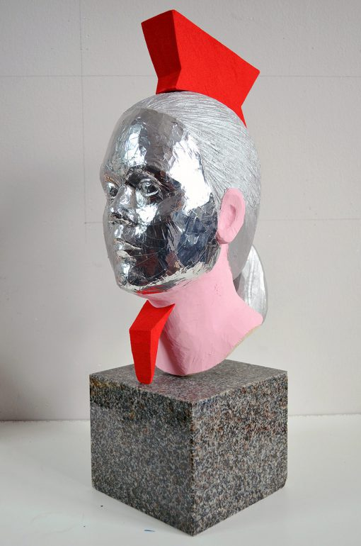 figürliche Skulptur des Künstlers Andreas Feist