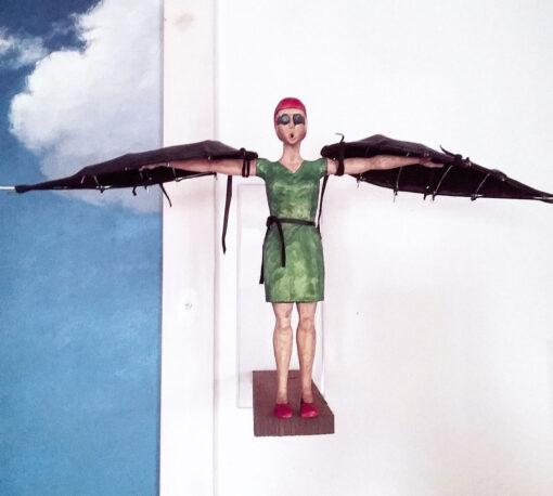 Linda will fliegen